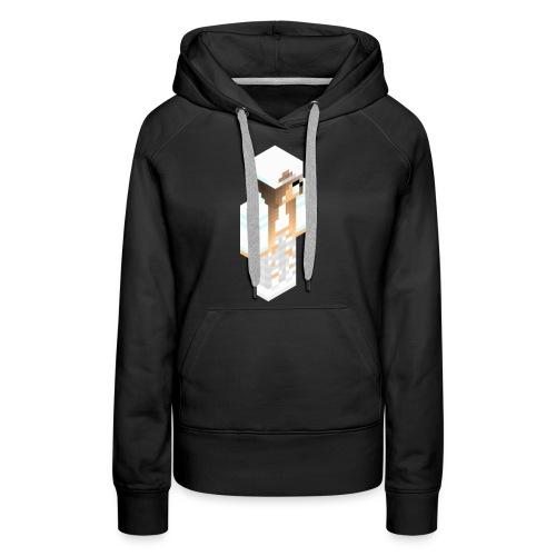konijntjespower png - Vrouwen Premium hoodie