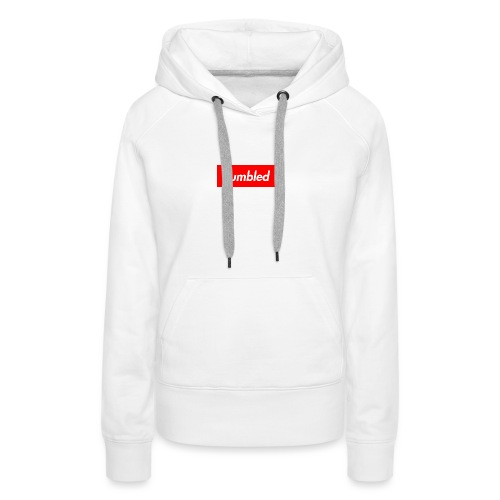 Tumbled Official - Women's Premium Hoodie