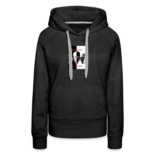 Enox - Sweat-shirt à capuche Premium pour femmes