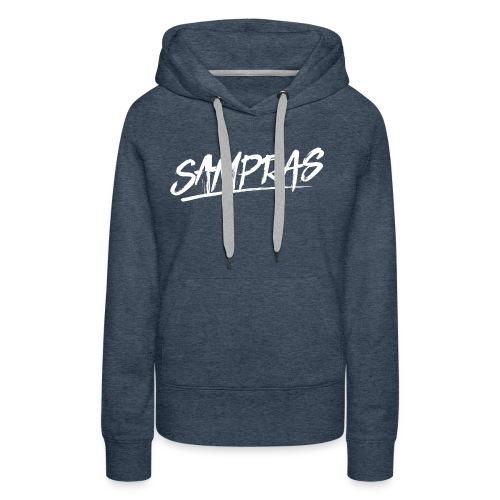 Sampras Logo - Women's Premium Hoodie