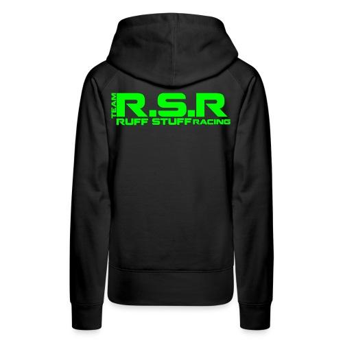 RSR LOGGA - Premiumluvtröja dam