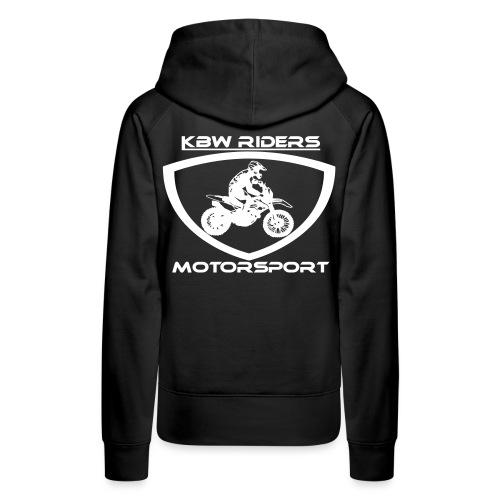 KBW Riders - Frauen Premium Hoodie