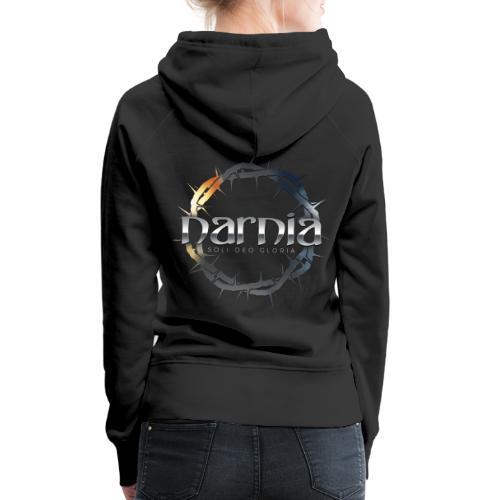 Narnia - Soli Deo Gloria - Women's Premium Hoodie