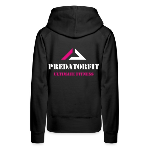 Train like a Freak - Look like a Beauty - Frauen Premium Hoodie