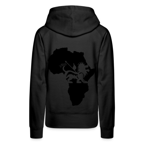 lion_of_judah_africa - Women's Premium Hoodie