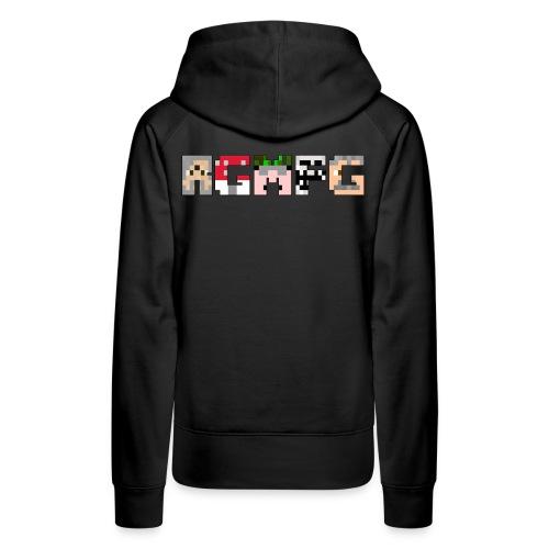 BG png - Dame Premium hættetrøje