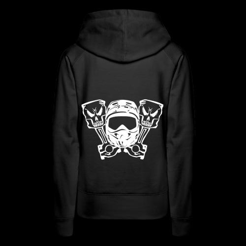 logo2neu2 png - Frauen Premium Hoodie
