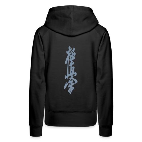 KyokuShin - Vrouwen Premium hoodie