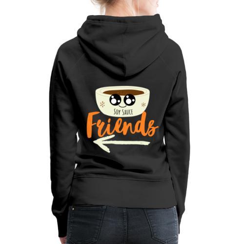 Best Friends - Sushi 2 - Frauen Premium Hoodie