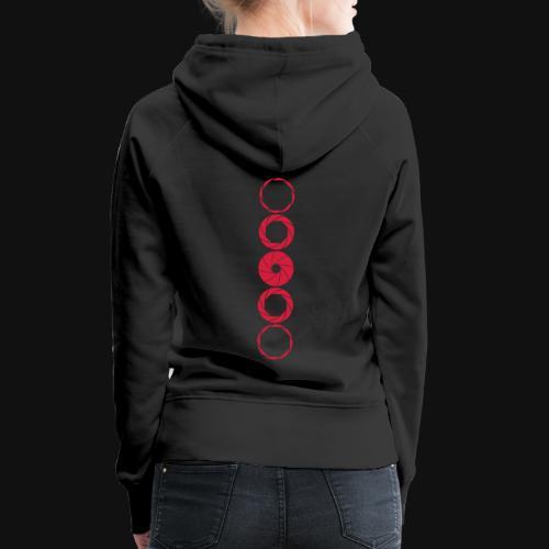 Aperture Range - Frauen Premium Hoodie