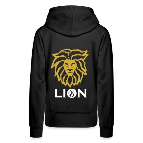 Lion - Women's Premium Hoodie
