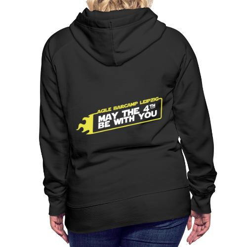 agiLE Leipzig | may the 4th be with you - Frauen Premium Hoodie