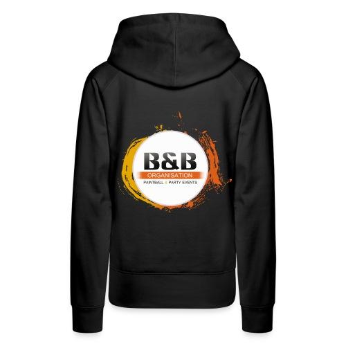 B B png - Frauen Premium Hoodie