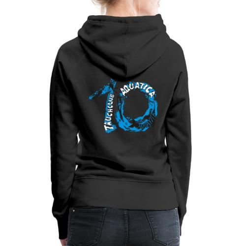 10-Jahre-TCA - Frauen Premium Hoodie