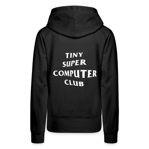Anti Tiny - Women's Premium Hoodie