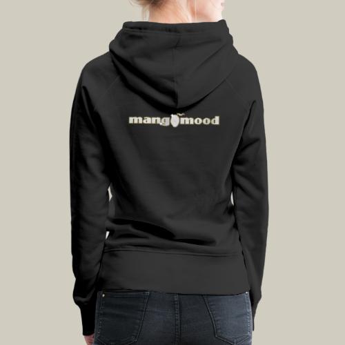 Mangomood Logo - Frauen Premium Hoodie