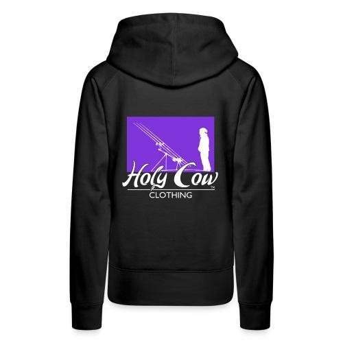 HCC Logo Lila png - Frauen Premium Hoodie