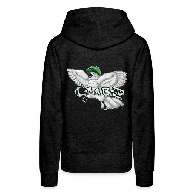 im a bird shirt3