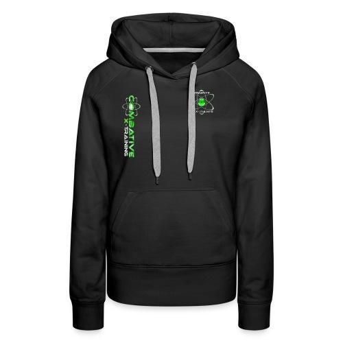 LOGO2016 green2 png - Frauen Premium Hoodie