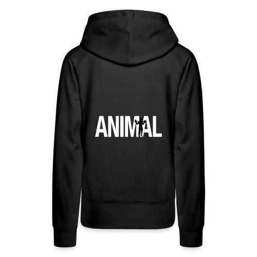 ANIMAL - Frauen Premium Hoodie