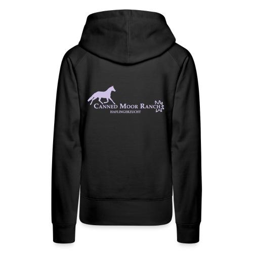 Logo_CMR_svg3F - Frauen Premium Hoodie