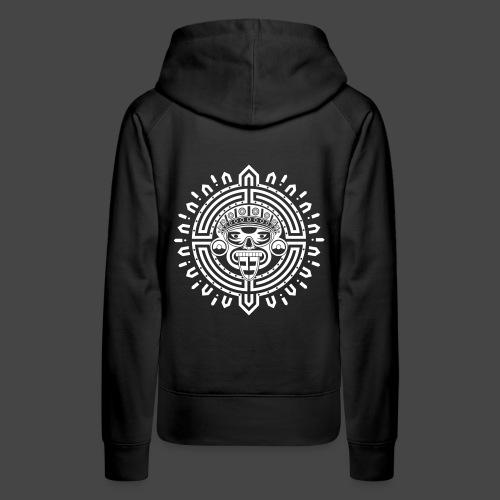 Maya, Inca et Aztec 23 - Sweat-shirt à capuche Premium pour femmes