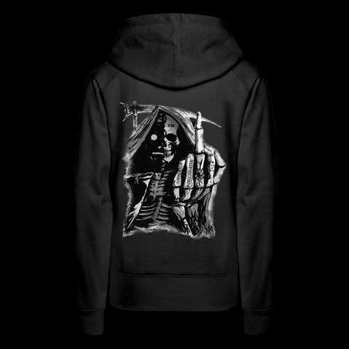 Condemned Streetfighters Reaper - Women's Premium Hoodie