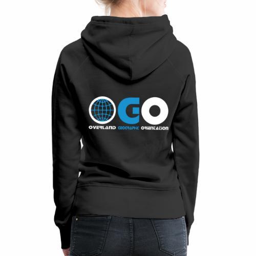 OGO-31 - Sweat-shirt à capuche Premium pour femmes