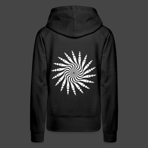 Spiral 23 - Sweat-shirt à capuche Premium pour femmes
