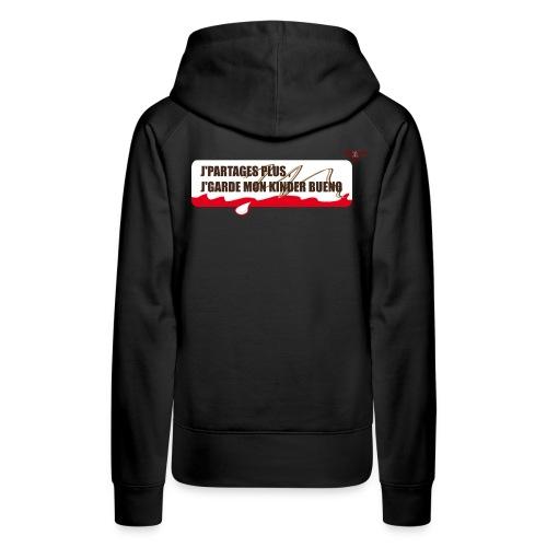 Bueno - Sweat-shirt à capuche Premium pour femmes