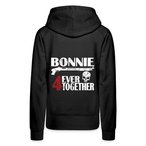 Bonnie - Clyde Geschenk Geschenkidee - Frauen Premium Hoodie
