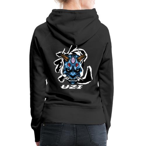 ONIUZI - Sweat-shirt à capuche Premium pour femmes