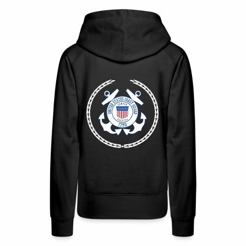 Coast Guard 1790 - Frauen Premium Hoodie