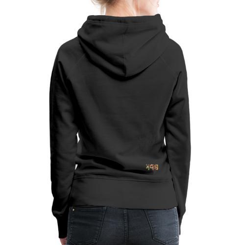 Bbk Dos - Sweat-shirt à capuche Premium pour femmes