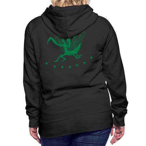 Seven Star Mantis - Frauen Premium Hoodie