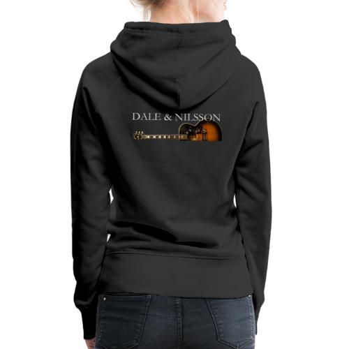 Dale & Nilsson - Dame Premium hættetrøje