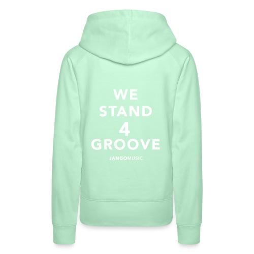 Sweat-shirt à capuche Premium pour femmes - Sweat-shirt à capuche Premium pour femmes