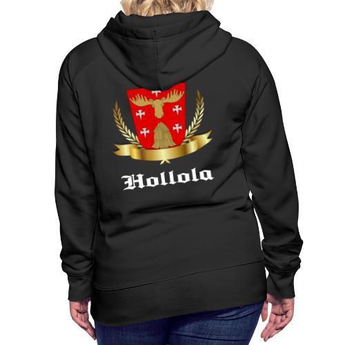 Hollola - Naisten premium-huppari