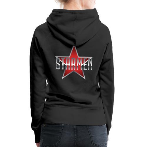 Starmen - Logo - Women's Premium Hoodie
