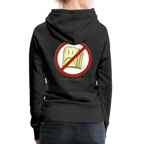 No Squares - Frauen Premium Hoodie