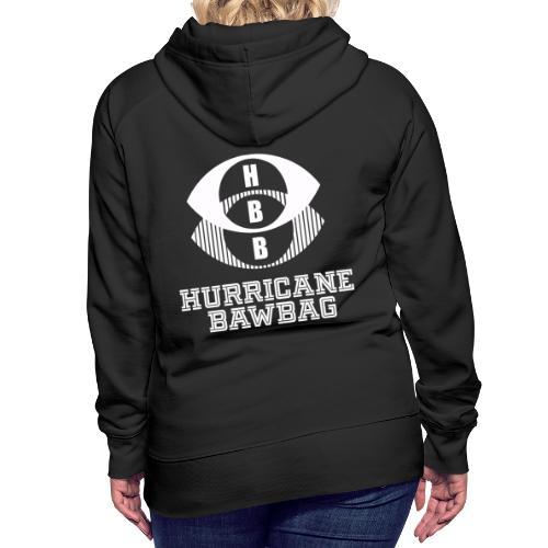 Hurricane BawBag HBB - Women's Premium Hoodie
