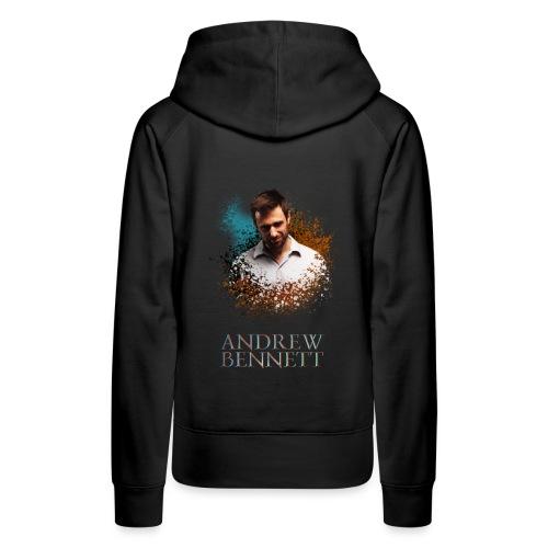 Jonathan Hillgram - Sweat-shirt à capuche Premium pour femmes