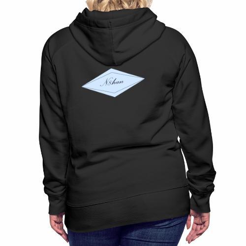 N8han - Vrouwen Premium hoodie