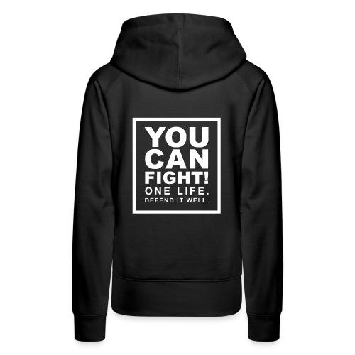 YCFW png - Frauen Premium Hoodie