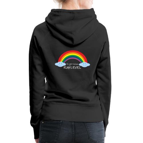 Kuhlevel Gamer Shirt Geschenk - Frauen Premium Hoodie