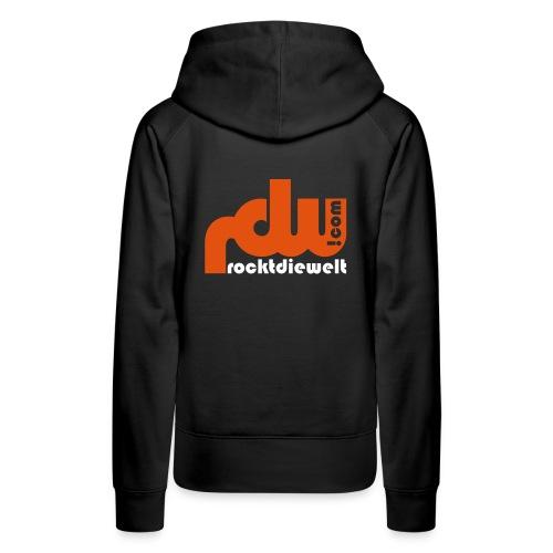 rocktdiewelt - Frauen Premium Hoodie