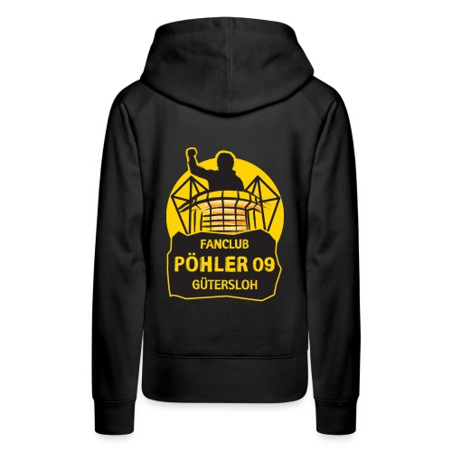 Fanclub_Poehler09_Gueters - Frauen Premium Hoodie