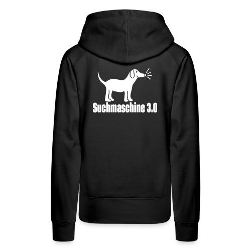 Hund Suchmaschine - Frauen Premium Hoodie