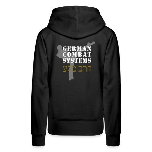 Logo_Spreadshirt_2 - Frauen Premium Hoodie