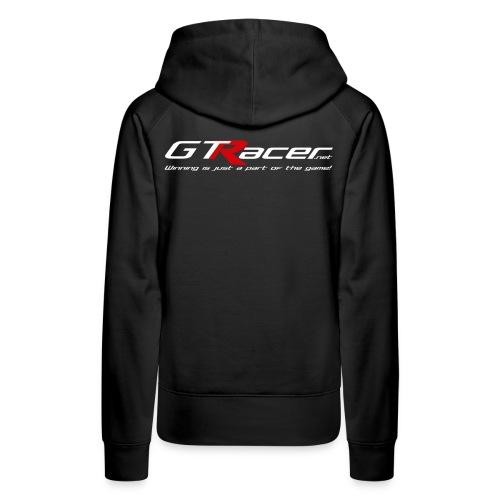 gtr sweater - Vrouwen Premium hoodie